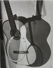 Maurice Tabard (1897-1984) France Untitled, Composition with Guitar 1932/1933 Silver gelatin print ed. 49/50