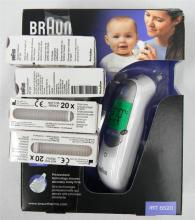 A Braun IRT6520 Thermo Scan 7