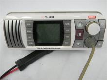 A GME VHF green transceiver