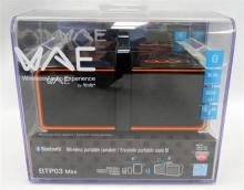 A Wae wireless blue tooth speaker in sealed box