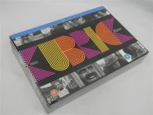 The Stanley Kubrick The Masterpiece Collection, 10 blueray disc collection