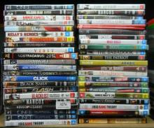 Approx 40 assorted DVD''s incl. movies, TV series etc.