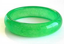 A jadeiete bangle