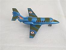 A Dinky Toy Hawker Siddeley 125 Aeroplane No 23 unboxed