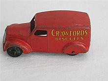 A Dinky Toy No 28P Delivery Van