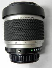 Tokina AF 28-80mm lens for Pentax