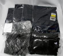 A box of workwear incl. DNC navy pants size 92R & sloppy joes