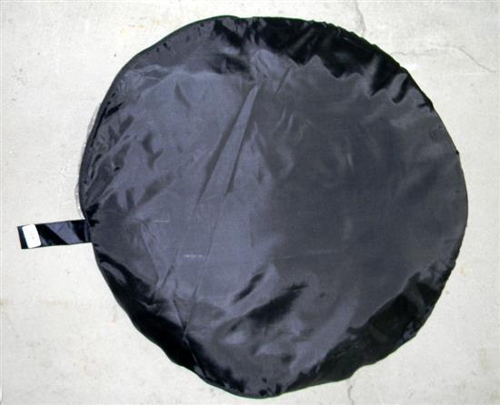 A pop-up something, possibly tent, possibly sunshade, possibly not!
