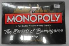 Monopoly The Streets of Barangaroo, created by Lend Lease