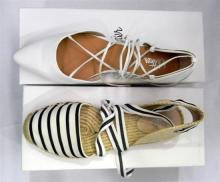 Two pairs ladies shoes marked Wittner size 37