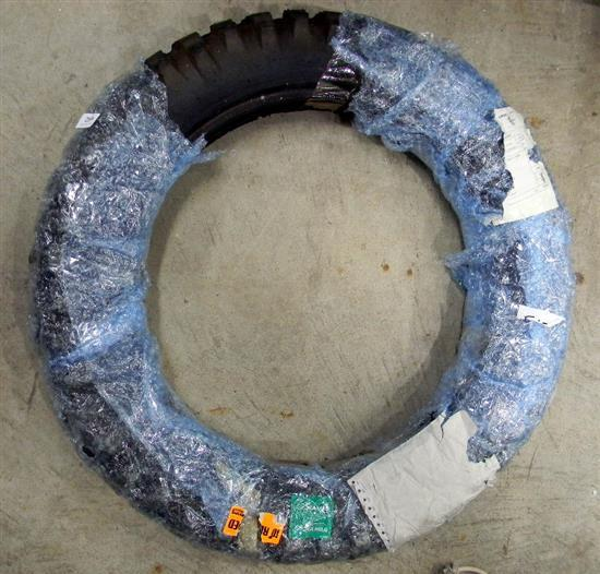 A Nobby motorcycle tyre