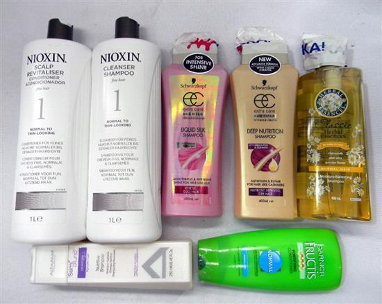 The family hair care pack incl. shampoo & conditioner