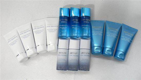 Artistry softening lotions & cleansers