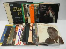 A Selection of Records incl. Classic Gold, The Jazz Makers etc.