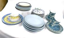 A Collection of Dinnerware including Doulton Everyday, Johnson of Australia