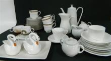 A Collection of English Porcelain including Carlton Ware, Spode, J&G Meakin