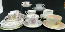 A Collection of Trios & Plates,