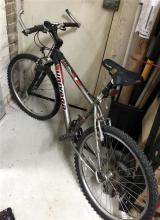 A Univega Alpina 24 Speed Mountain Bike