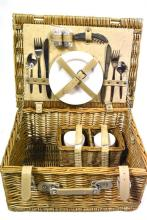 A Wicket Basket Picnic Set,
