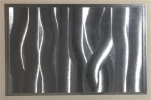 Patrick Dupre (b.1945) French Untitled Embossed etching on aluminium foil ed. 145/185