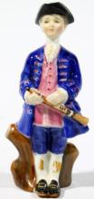 A Royal Doulton Figure of a Young Boy, ''Tony from Williamsburg''