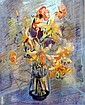 Margaret Coen (1913-1993) Attributed Tiger Lilies Watercolour & pastel, Margaret Coen, Click for value