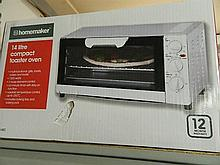 A Homemaker Toaster Oven