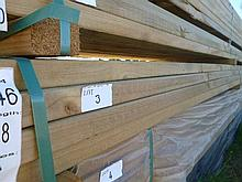 (DG6646) Pack Treated Pine 70 x 35, 36 @ 4.8 mtrs = 172.8 L/M