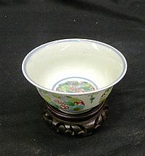 A Fine Chinese Doucai Bowl