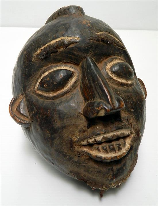 Cameroon Ancestral Mask,
