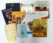 A Collection of Books on Oceanic and Asian Art,