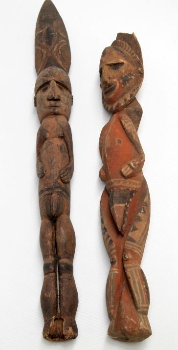 Two Abelam Ancestral Figure (2),