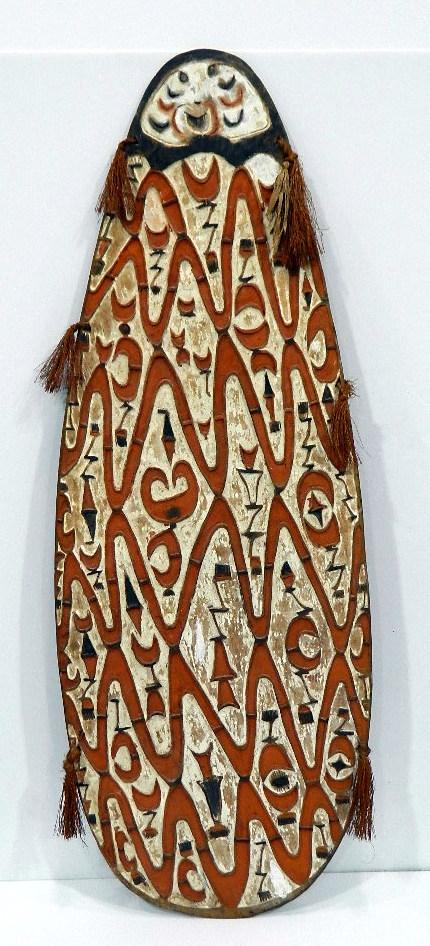 Asmat Shield,