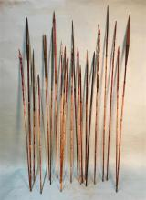 A Set of Arrows from New Guinea,