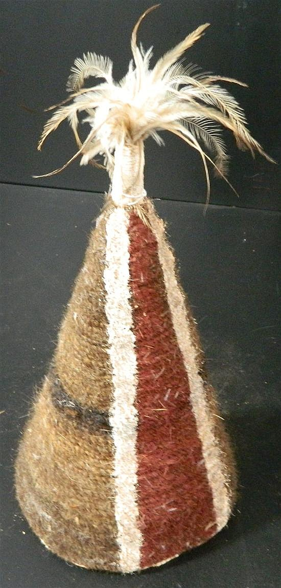 Mornington Island Dance Hat
