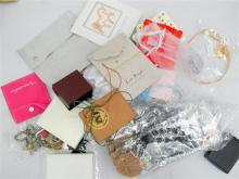 A Selection of mostly Bagged & Boxed Costume Jewellery