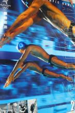Four Sydney 2000 Olympic Posters