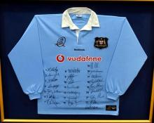 A 100 Years Wallabies Signed Jersey,