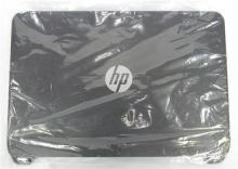 An HP L9V86PA in open box, but sealed bag plus accessories