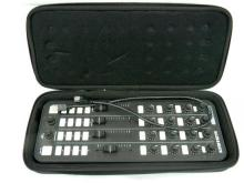An Allen & Heath Xone:K2 Controller / Soundcard with travel case