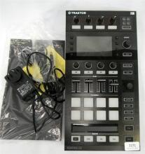 Traktor Kontrol-D2 Effects DJ controller complete with power supply, instructions & software license