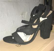 A pair of ladies heels marked Bellini size 5