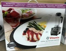 A Vitamix Total Nutrition Centre [blenderr], in re-sealed box