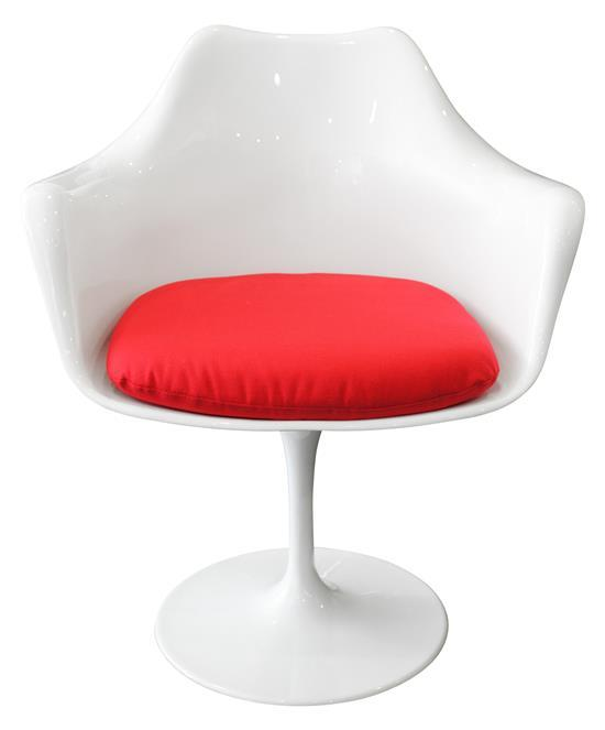 A replica tulip armchair - Replica tulip chair ...
