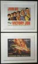 Join Us in A Victory Job + Work, Save, Fight & so Avenge the Nurses (2),