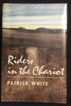 White, Patrick. Riders in the Chariot, Eyre & Spottiswoode, London 1961,