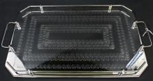 A 1950s Cocktail Serving Tray