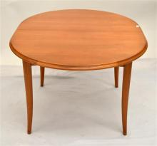 A Parker Butterfly Extension Dining Table