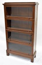 A Four-Tier Stacking Bookcase