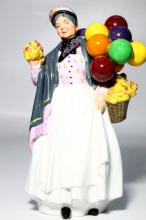 A Royal Doulton Penny Farthing Figure,